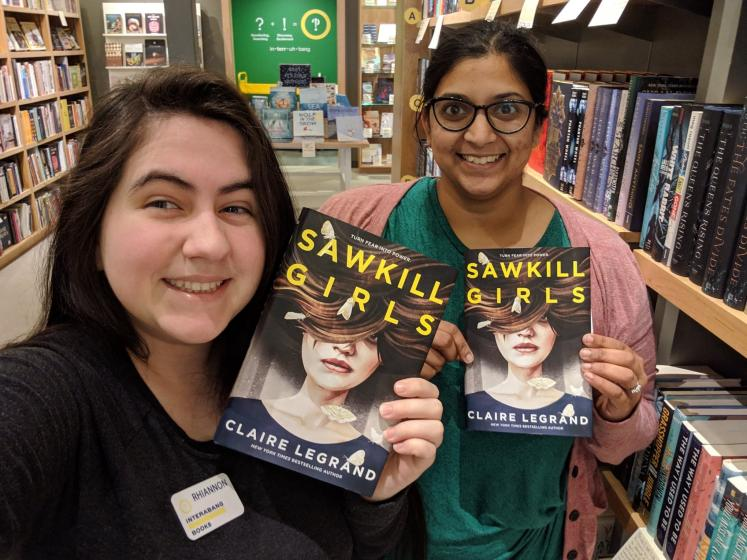 February Young Adult Book Club | Interabang Books